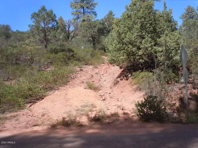 35 W Hardscrabble Mesa Rd, Pine, AZ 85544 (MLS #6098166) :: Brett Tanner Home Selling Team