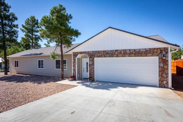 1160 W Cross Creek Lane, Show Low, AZ 85901 (MLS #6098168) :: Selling AZ Homes Team