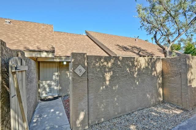 3807 N 30TH Street #9, Phoenix, AZ 85016 (MLS #6098216) :: Brett Tanner Home Selling Team