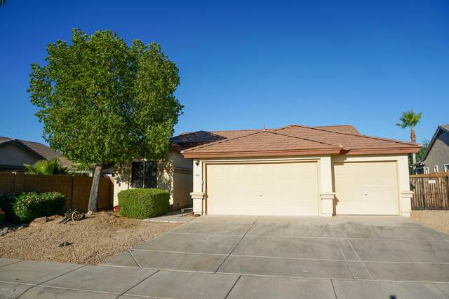 17563 N 168TH Avenue, Surprise, AZ 85374 (MLS #6098219) :: Yost Realty Group at RE/MAX Casa Grande