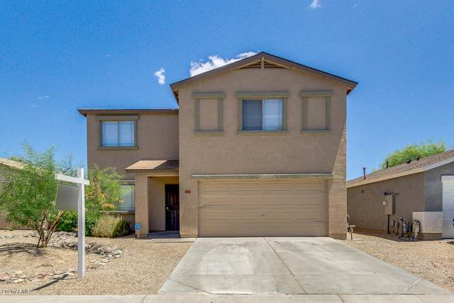 1916 E Desert Moon Trail, San Tan Valley, AZ 85143 (MLS #6098234) :: The Daniel Montez Real Estate Group