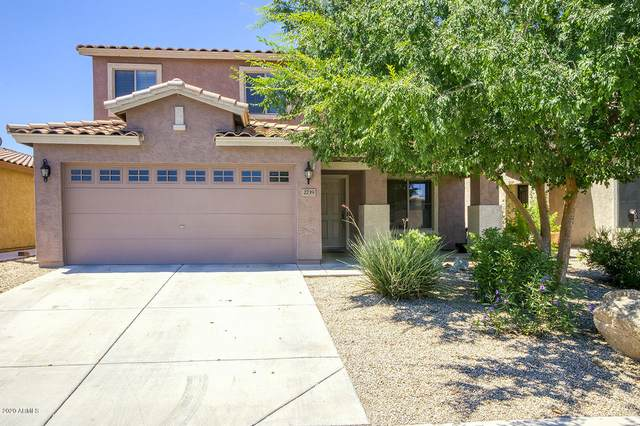 2739 W Mira Drive, Queen Creek, AZ 85142 (MLS #6098255) :: Brett Tanner Home Selling Team