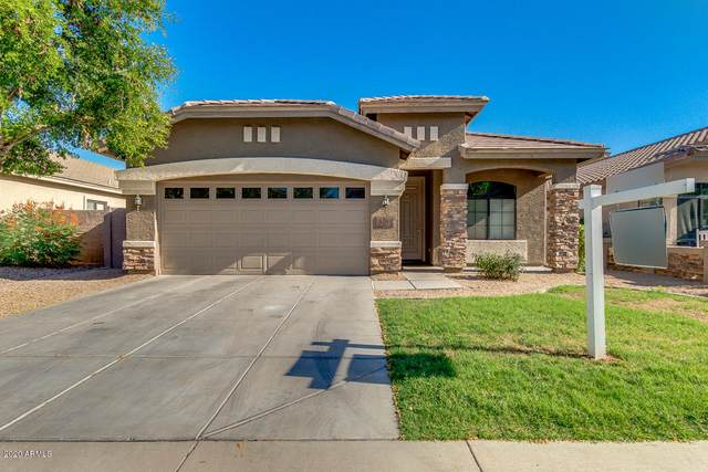 5263 E Carmel Avenue, Mesa, AZ 85206 (MLS #6098257) :: The Bill and Cindy Flowers Team