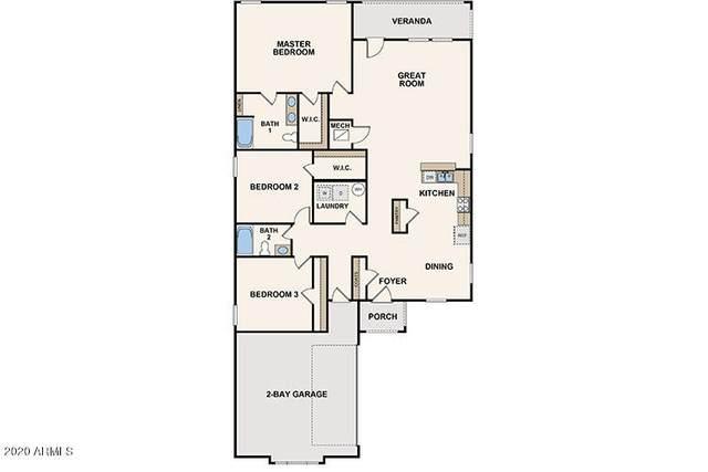 17947 N Vera Cruz Avenue, Maricopa, AZ 85139 (MLS #6098270) :: Yost Realty Group at RE/MAX Casa Grande