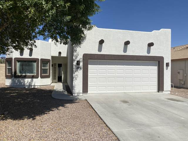 1821 S Pino Circle, Apache Junction, AZ 85120 (MLS #6098280) :: Devor Real Estate Associates