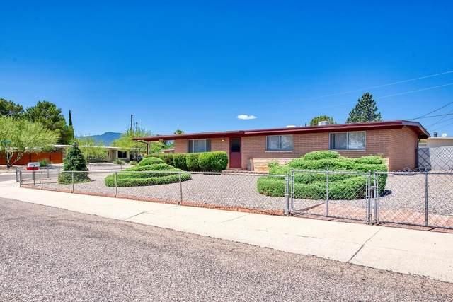 264 Pine Tree Drive, Sierra Vista, AZ 85635 (MLS #6098293) :: Service First Realty