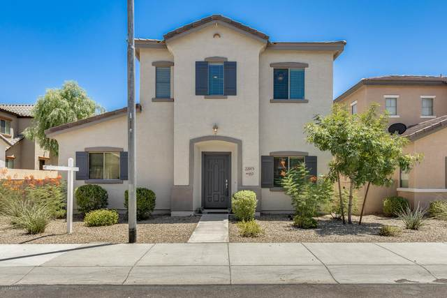 22075 N 103rd Lane #453, Peoria, AZ 85383 (MLS #6098294) :: Arizona Home Group