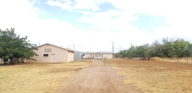 490 E Highway 82, Huachuca City, AZ 85616 (MLS #6098304) :: Service First Realty