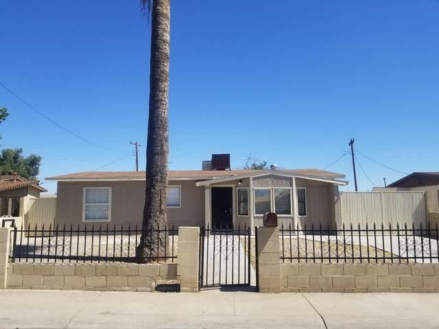 7741 W Weldon Avenue, Phoenix, AZ 85033 (MLS #6098306) :: Dijkstra & Co.