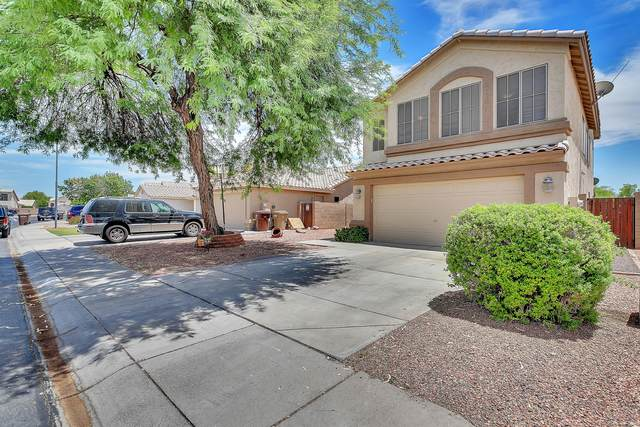 8243 W Eugie Avenue, Peoria, AZ 85381 (MLS #6098319) :: BIG Helper Realty Group at EXP Realty