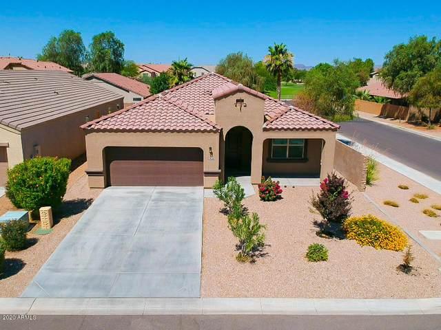 29038 N Carnelian Drive, San Tan Valley, AZ 85143 (MLS #6098322) :: Klaus Team Real Estate Solutions