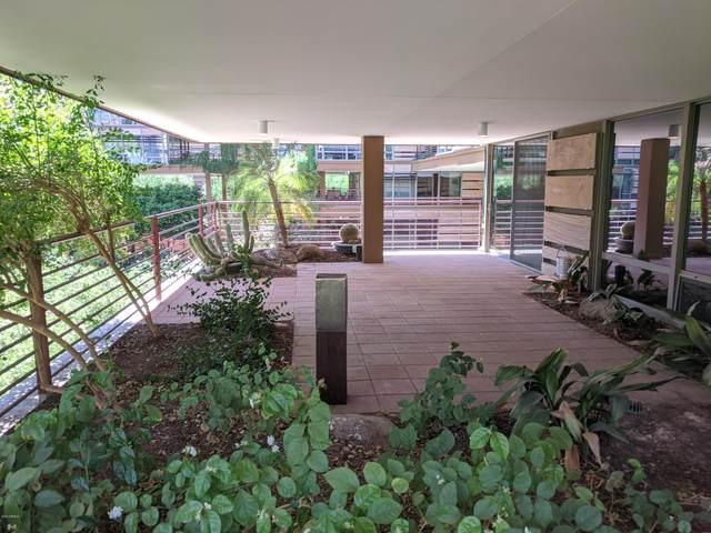 7141 E Rancho Vista Drive #3011, Scottsdale, AZ 85251 (MLS #6098325) :: Brett Tanner Home Selling Team