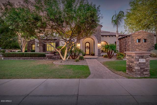 4380 E Taurus Place, Chandler, AZ 85249 (MLS #6098330) :: Openshaw Real Estate Group in partnership with The Jesse Herfel Real Estate Group
