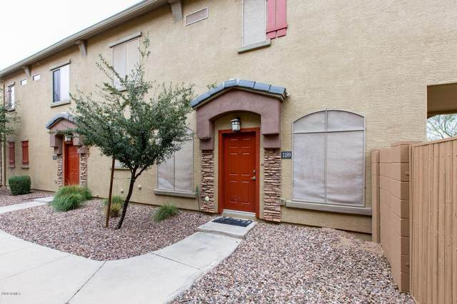 1350 S Greenfield Road #1189, Mesa, AZ 85206 (MLS #6098338) :: The Bill and Cindy Flowers Team