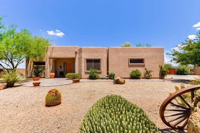 1312 E Villa Cassandra Drive, Phoenix, AZ 85086 (MLS #6098350) :: Riddle Realty Group - Keller Williams Arizona Realty