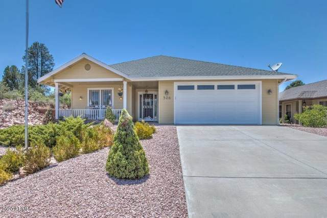 306 S Marble Point, Payson, AZ 85541 (MLS #6098351) :: The Property Partners at eXp Realty