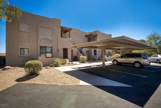 11634 N Saguaro Boulevard #201, Fountain Hills, AZ 85268 (MLS #6098367) :: Long Realty West Valley