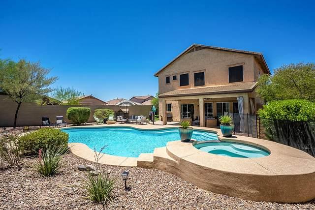 42901 N Hudson Court, Anthem, AZ 85086 (MLS #6098371) :: Conway Real Estate