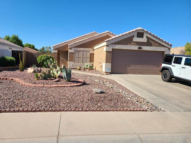 897 W 21ST Avenue, Apache Junction, AZ 85120 (MLS #6098375) :: The Everest Team at eXp Realty
