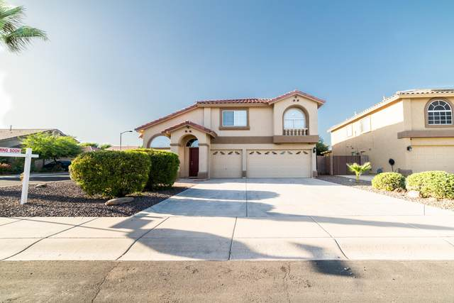 15872 W Calavar Road, Surprise, AZ 85379 (MLS #6098376) :: The Luna Team