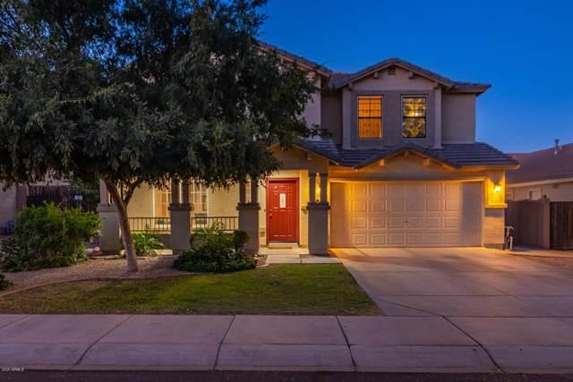 11735 N 153rd Avenue, Surprise, AZ 85379 (MLS #6098390) :: CANAM Realty Group