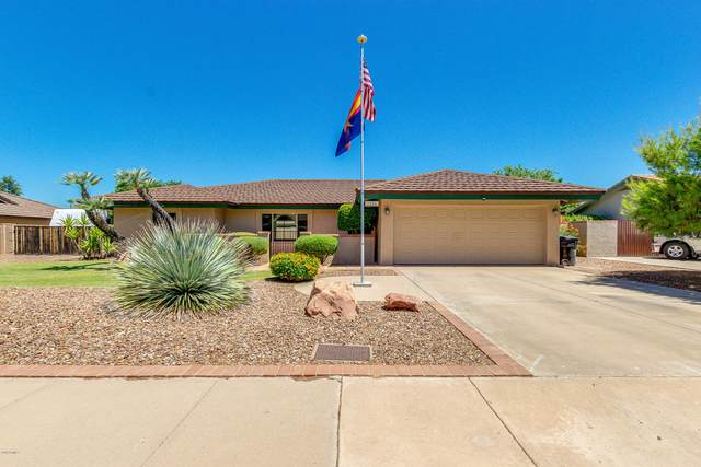 2236 E Jasmine Street, Mesa, AZ 85213 (MLS #6098415) :: Conway Real Estate