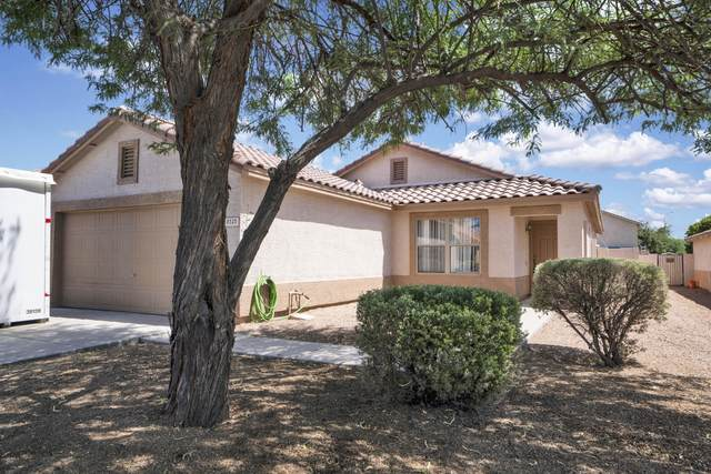 8525 E Meseto Avenue, Mesa, AZ 85209 (MLS #6098426) :: The Bill and Cindy Flowers Team