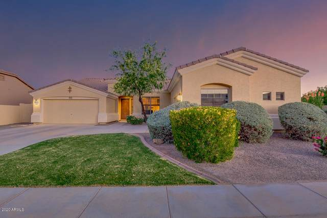 41991 W Almira Drive, Maricopa, AZ 85138 (MLS #6098433) :: Openshaw Real Estate Group in partnership with The Jesse Herfel Real Estate Group