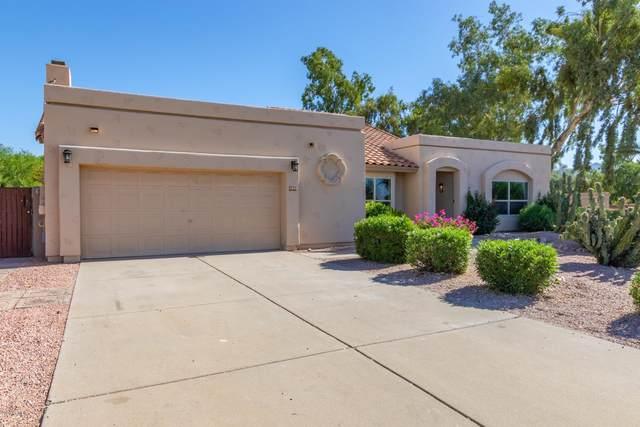 9590 E Larkspur Drive, Scottsdale, AZ 85260 (MLS #6098434) :: The Daniel Montez Real Estate Group
