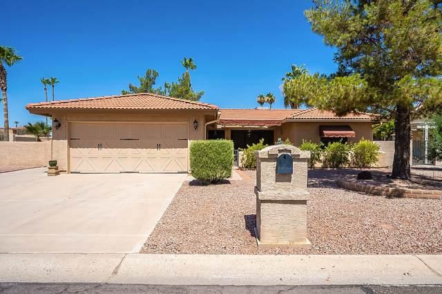 25468 S Truro Drive, Sun Lakes, AZ 85248 (MLS #6098437) :: Yost Realty Group at RE/MAX Casa Grande