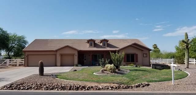 9952 W Prospector Drive, Queen Creek, AZ 85142 (MLS #6098443) :: Dave Fernandez Team | HomeSmart