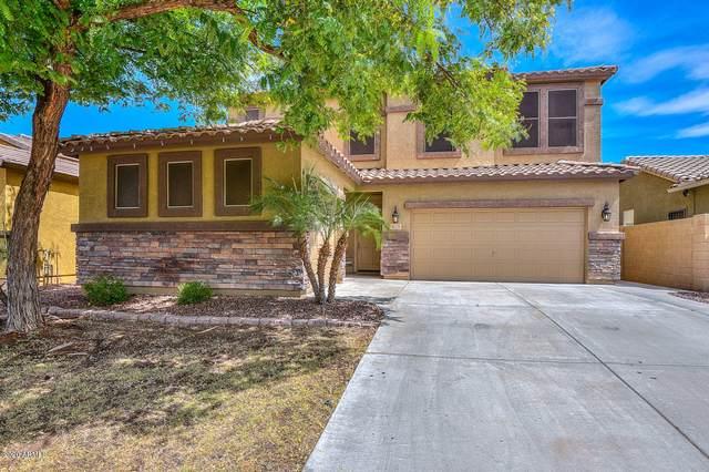 11728 W Villa Hermosa Lane, Sun City, AZ 85373 (MLS #6098445) :: The Laughton Team