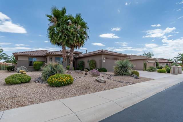 19607 N Crescent Ridge Drive, Surprise, AZ 85387 (MLS #6098460) :: Long Realty West Valley
