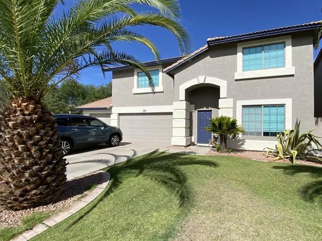 1365 S Silverado Street, Gilbert, AZ 85296 (MLS #6098467) :: Homehelper Consultants
