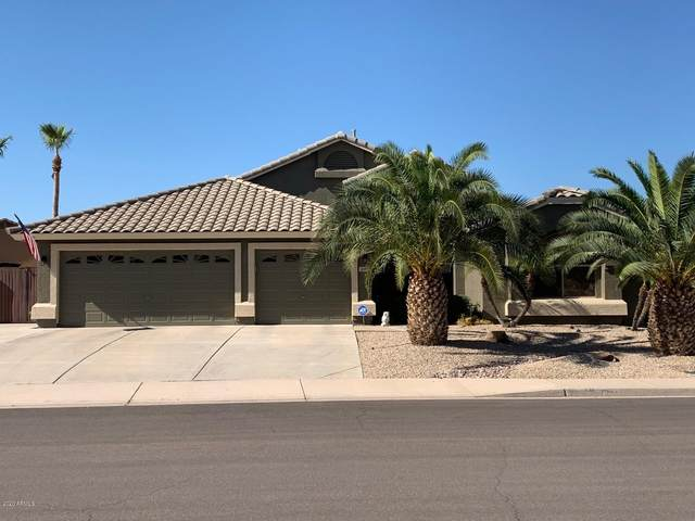 2093 E Kempton Road, Chandler, AZ 85225 (MLS #6098475) :: Homehelper Consultants