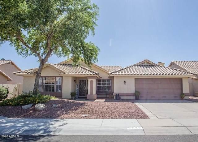 725 S Vine Street, Chandler, AZ 85225 (MLS #6098480) :: Kepple Real Estate Group
