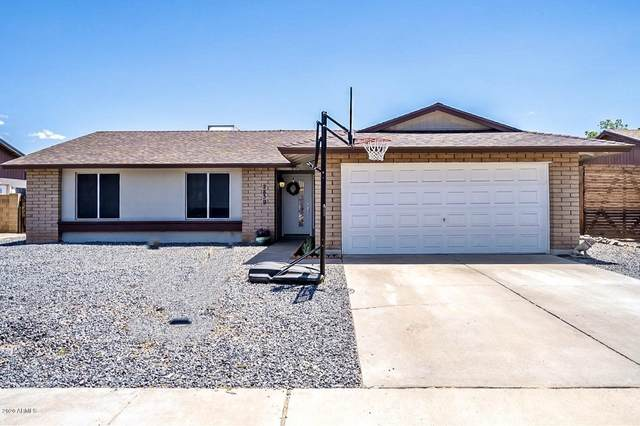 2839 E Enid Avenue, Mesa, AZ 85204 (MLS #6098500) :: Yost Realty Group at RE/MAX Casa Grande