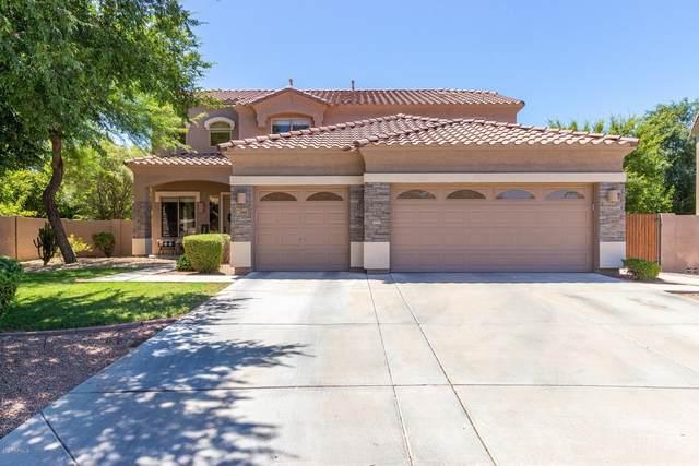 1065 E Sherri Drive, Gilbert, AZ 85296 (MLS #6098502) :: Scott Gaertner Group
