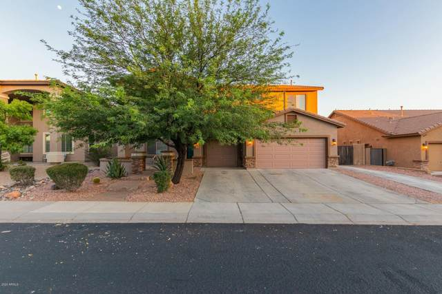 4313 W Kastler Lane, New River, AZ 85087 (MLS #6098510) :: The Daniel Montez Real Estate Group