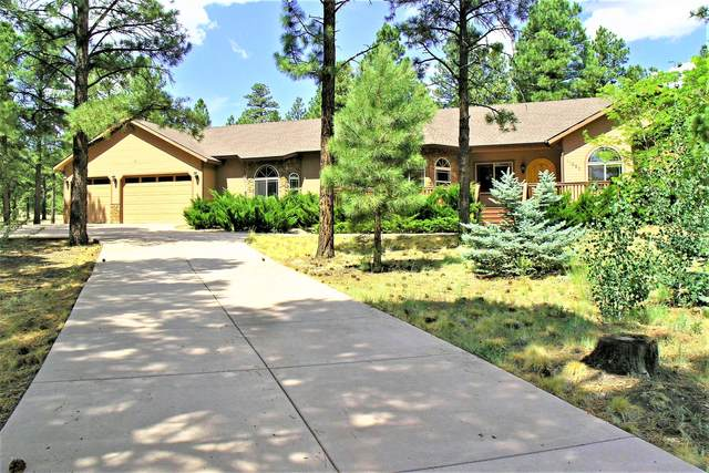 11890 N Copeland Lane, Flagstaff, AZ 86004 (MLS #6098515) :: Scott Gaertner Group