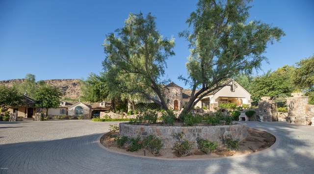 5701 E Mockingbird Lane, Paradise Valley, AZ 85253 (MLS #6098521) :: The Riddle Group
