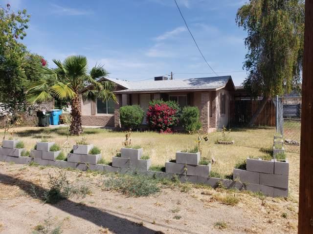 2106 W Georgia Avenue, Phoenix, AZ 85015 (MLS #6098524) :: Brett Tanner Home Selling Team