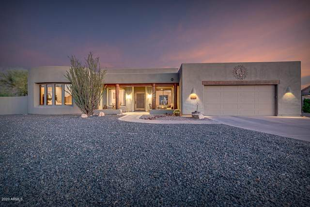 7787 W Camino De Oro Road, Peoria, AZ 85383 (MLS #6098527) :: The Bill and Cindy Flowers Team