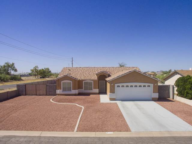 8111 W Silverbell Drive, Arizona City, AZ 85123 (MLS #6098534) :: Scott Gaertner Group