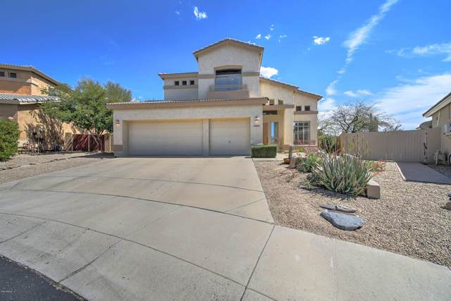 29601 N 48TH Place, Cave Creek, AZ 85331 (MLS #6098539) :: The W Group