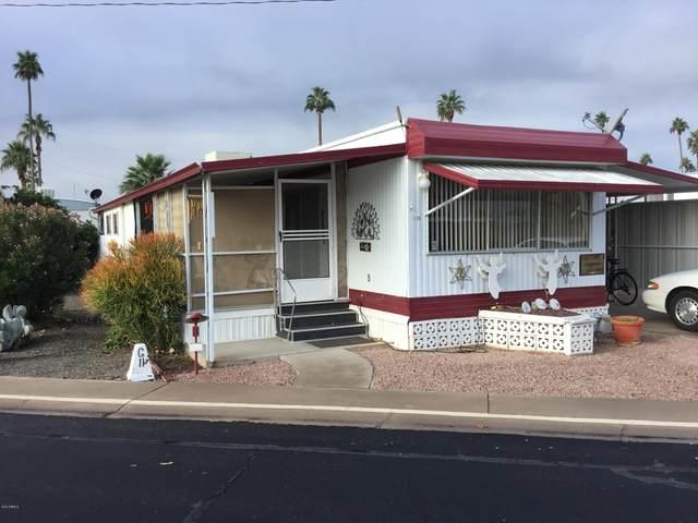 2460 E Main Street G11, Mesa, AZ 85213 (MLS #6098544) :: The Daniel Montez Real Estate Group