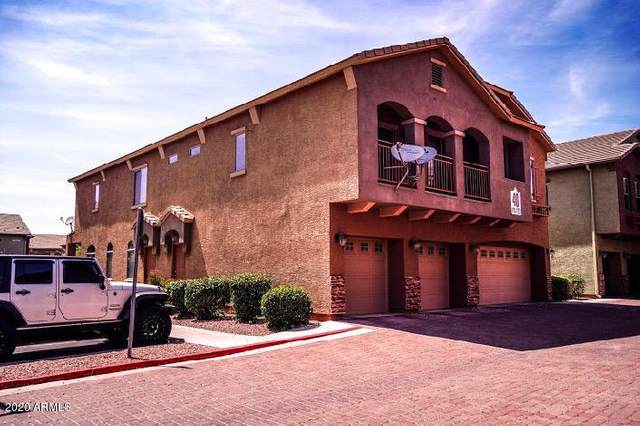 2150 E Bell Road #1119, Phoenix, AZ 85022 (MLS #6098563) :: Devor Real Estate Associates