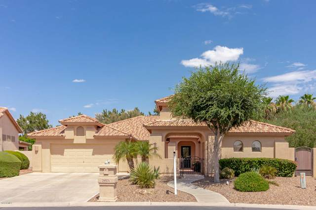 24031 S Sunny Side Drive, Sun Lakes, AZ 85248 (MLS #6098576) :: Riddle Realty Group - Keller Williams Arizona Realty
