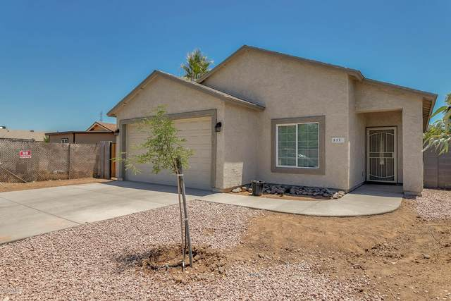 935 S 33rd Avenue, Phoenix, AZ 85009 (MLS #6098580) :: Brett Tanner Home Selling Team