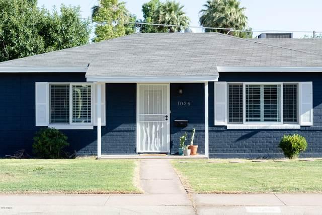1025 E Oregon Avenue, Phoenix, AZ 85014 (MLS #6098581) :: Devor Real Estate Associates